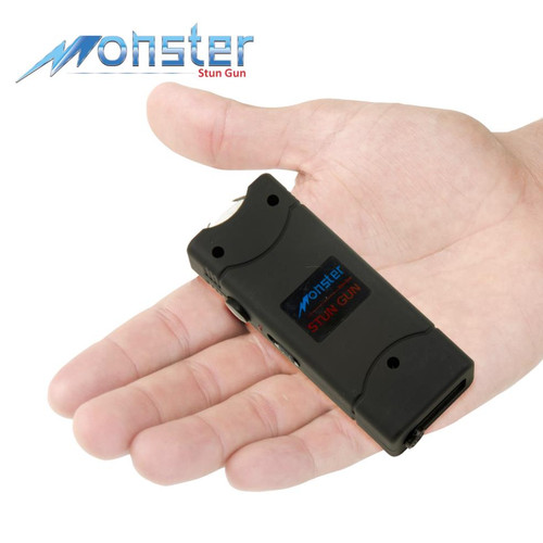 Monster Ultra Mini Stun Gun 8M (BLACK)