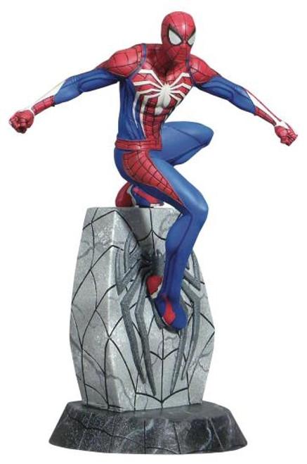 Spiderman Gallery Video Game Marvel Statue