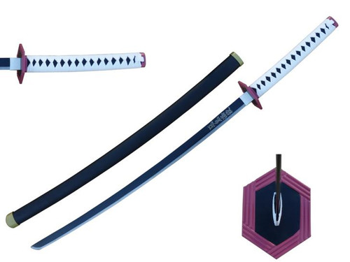 Demon Slayer Anime (Tomioka) Katana Sword