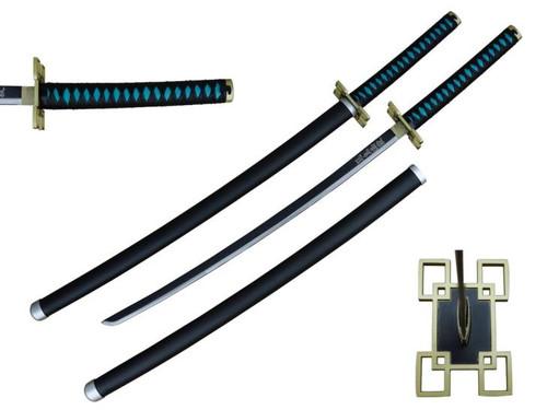 Demon Slayer Anime (Muichiro Tokito) Katana Sword