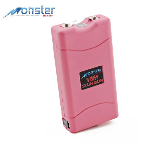 Monster Stun Gun 36M (PINK)