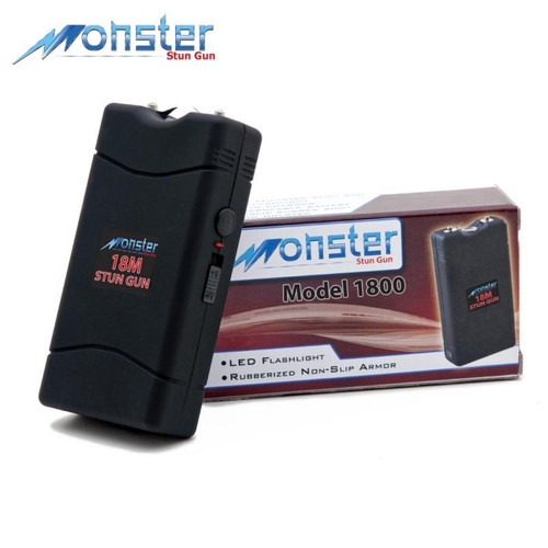 Monster Stun Gun 36M (BLACK)