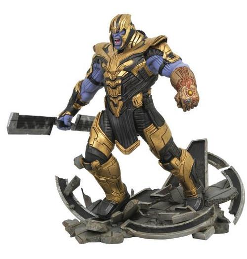 Avengers: Endgame Armored Thanos Milestone Marvel Statue