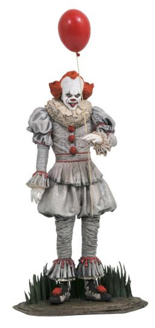 IT Chapter 2 Pennywise Gallery Statue