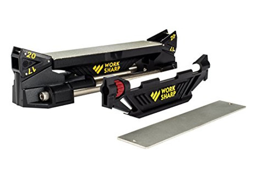 Guided Sharpening System Work Sharp