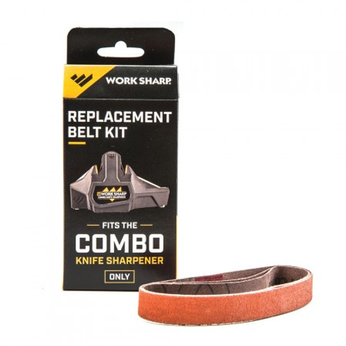 Combo Knife Sharpener - Replacement Belt Kit
