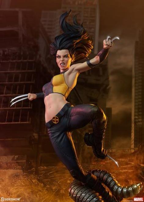 X-Men X-23 Premium Format Marvel Statue