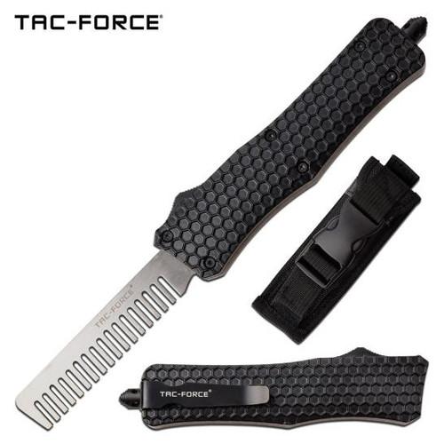 Tac-Force Honeycomb OTF Beard Comb
