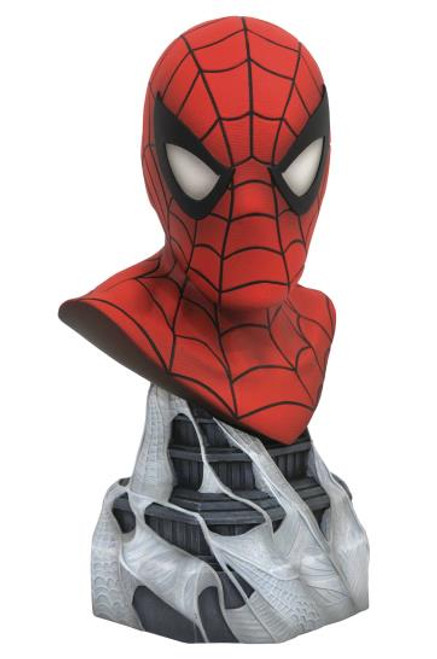 FIGURE MARVEL BUST - SPIDER-MAN - LEGENDS IN 3D MARVEL 1/2 SCALE