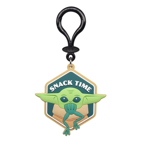 Star Wars The Child (Snack Time) PVC Bag Clip