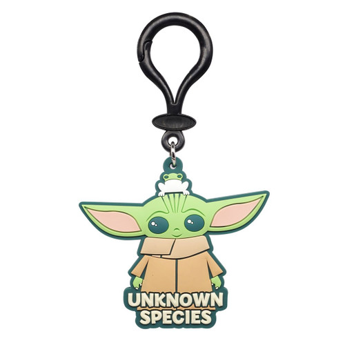 Marvel Star Wars The Child PVC Bag Clip
