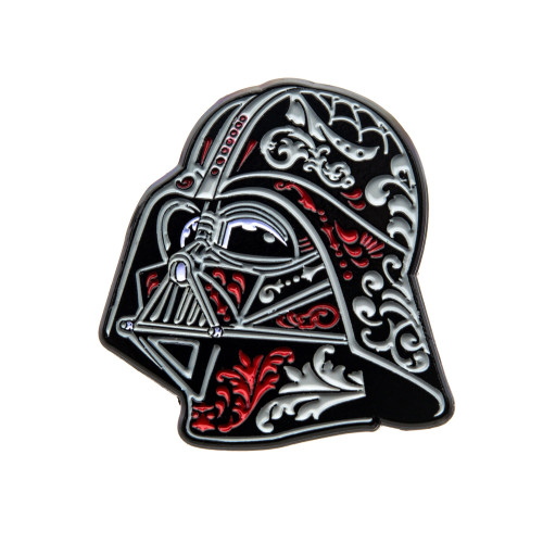 Star Wars Darth Vader Pewter Color Lapel Pin