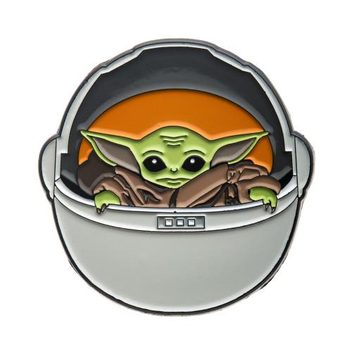 Star Wars The Mandalorian The Child Color Lapel Pin