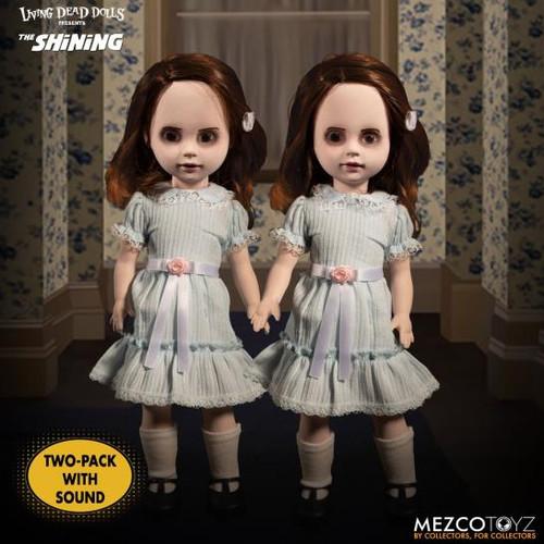 Living Dead Dolls - The Shining: Talking Grady Twins