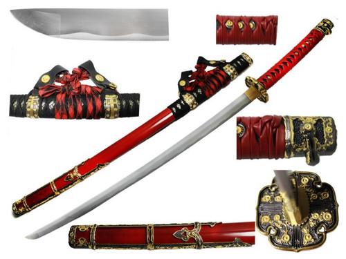 """43.25"""" Jintachi Ceremonial Handmade Sword"""