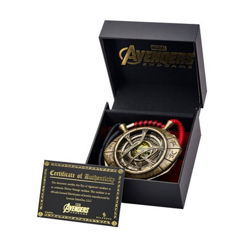 Necklace - Marvel Dr. Strange Eye of Agamotto1:1