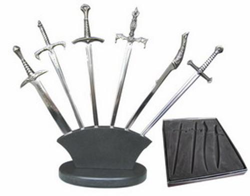 Fantasy Sword Letter Opener Set