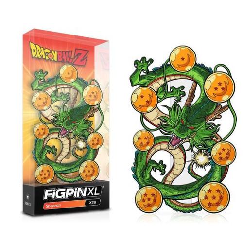 Dragon Ball Z Shenron XL FiGPiN #X38 Enamel Pin