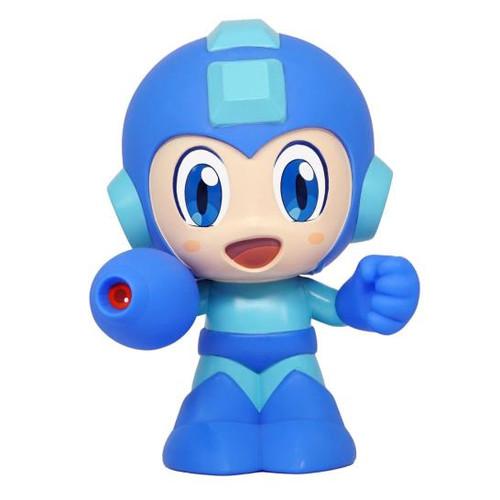 Megaman Blue Money Bank