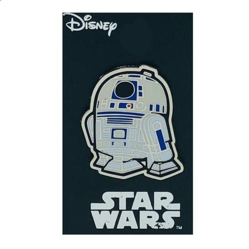 Star Wars R2-D2 Enamel Color Lapel Pin