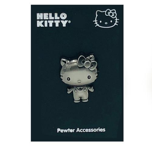 Sanrio Hello Kitty Pewter Lapel Pin