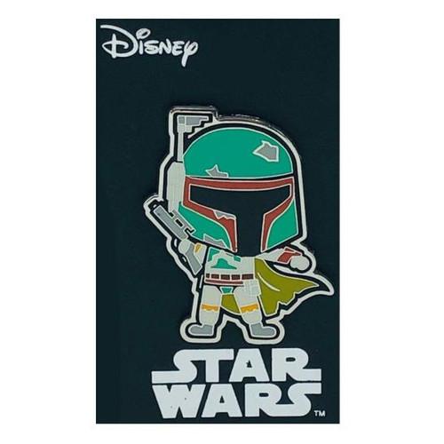 Star Wars Boba Fett Enamel Color Lapel Pin