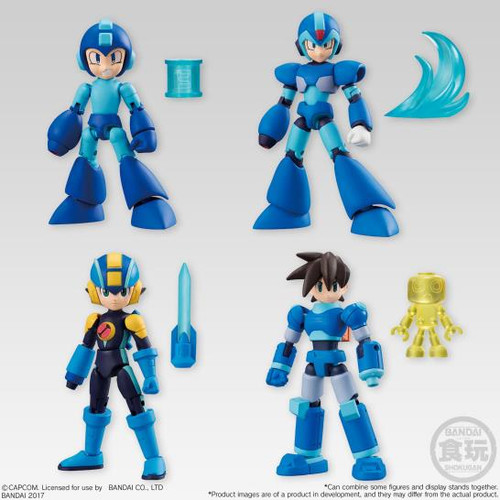 Mega Man [Vol. 1] 66 Action Blind Bag Mini Figure