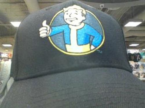 Hat - Fallout Boy Logo