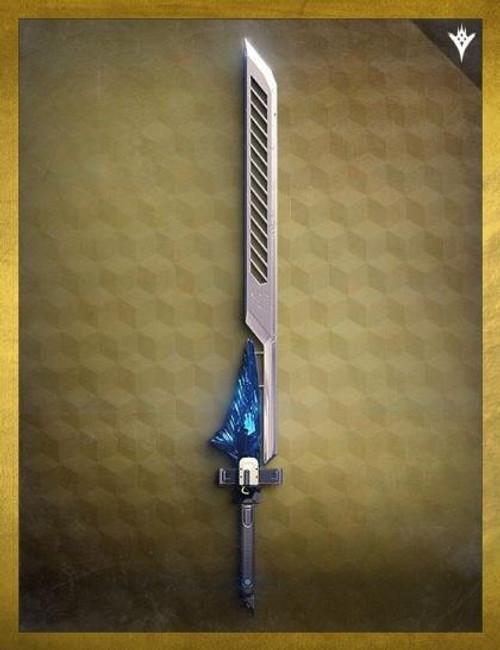 Destiny Game Exotic Sword