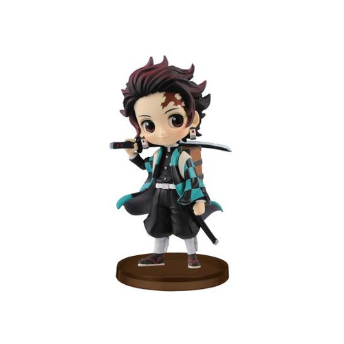 Demon Slayer Tanjiro Kamado Kimetsu no Yaiba petit vol.2 Banpresto Q Posket
