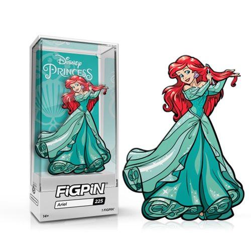 Little Mermaid Ariel FiGPiN #225 Enamel Pin