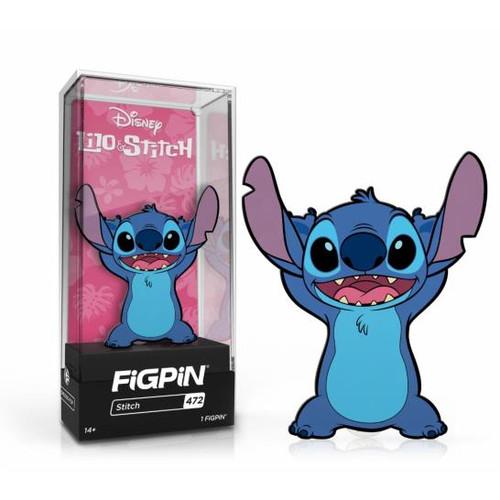 Lilo & Stitch Excited FiGPiN #472 Enamel Pin