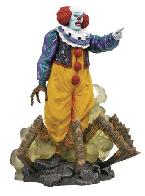 IT (1990) Pennywise Gallery Statue