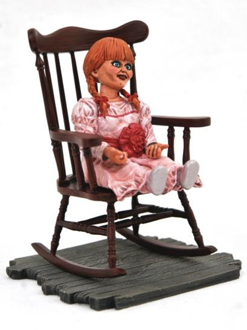 Annabelle The Movie Gallery Statue