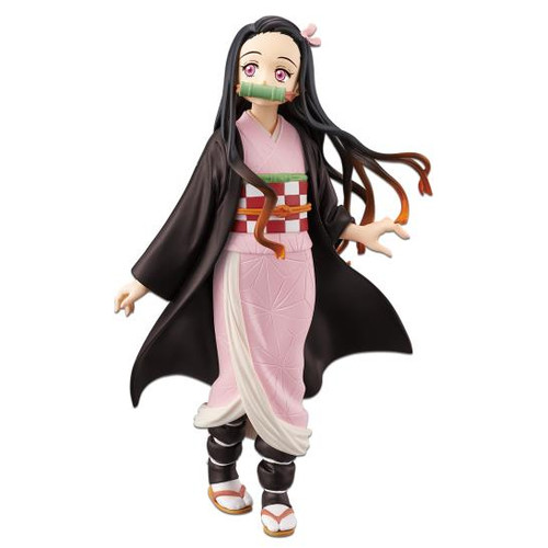Demon Slayer Nezuko Kamado Anime Statue
