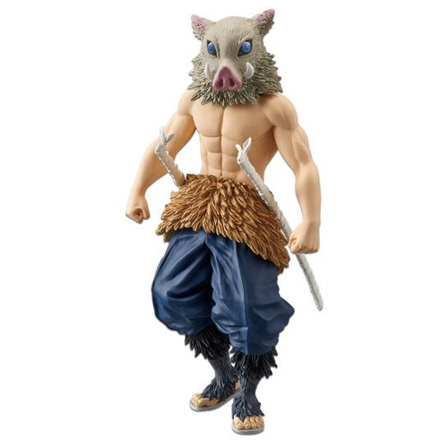 Demon Slayer Inosuke Hashibira Anime Statue
