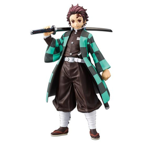 Demon Slayer Tanjiro Anime Statue