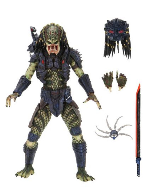 "Predator 2 – Ultimate Armored Lost 7"" Scale (AF)"