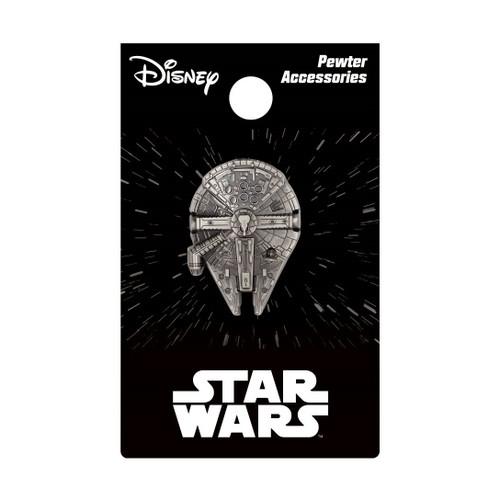 Star Wars Millennium Falcon Lapel Pin