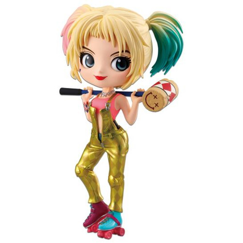 Birds of Prey Harley Quinn Mini Figure Q-Posket