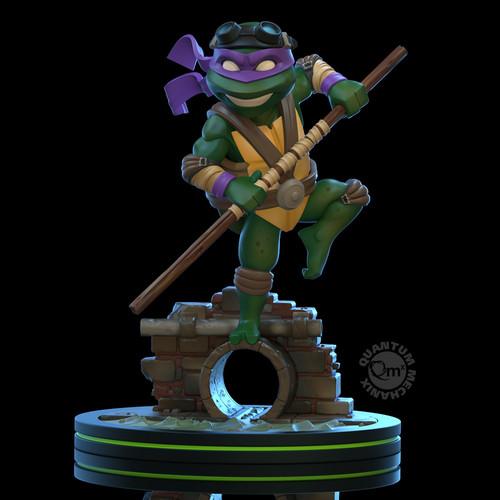 TMNT Donatello Mini Figure Q-Fig