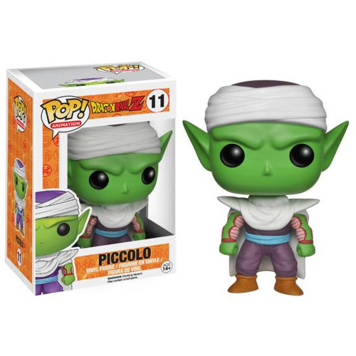Pop! Dragonball Z Piccolo #11 Vinyl Figure