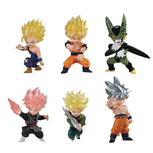 "Figure Bandai - Dragon Ball Adverge Motion ""Dragon Ball Super"" (Assorted)"