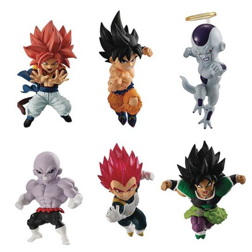 "Figure Bandai - Dragon Ball Adverge Motion 3 ""Dragon Ball Super"" (Assorted)"