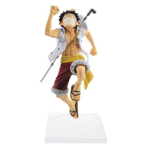 Monkey D. Luffy One Piece Magazine Figure Banpresto Statue