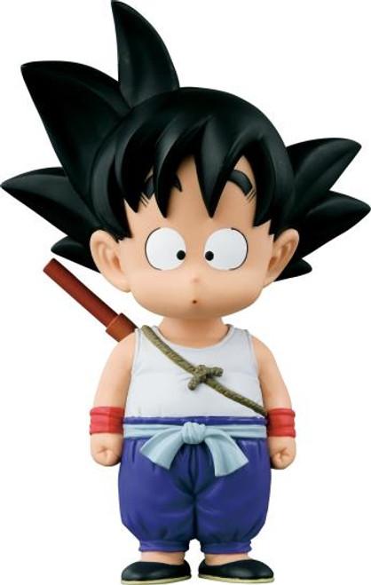 Kid Goku Dragon Ball Banpresto Statue