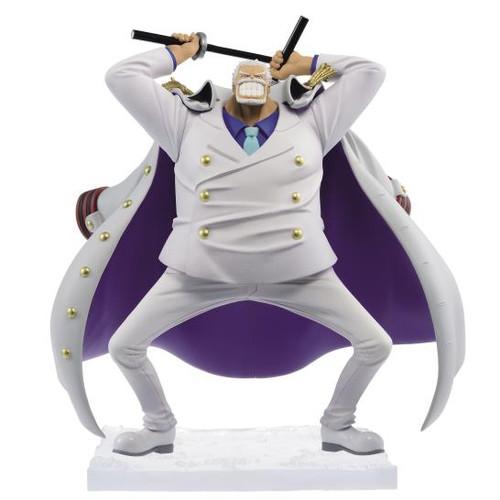 Monkey D. Garp One Piece: Magazine Figure Anime Statue
