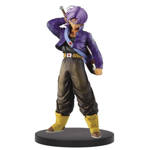 Trunk Dragon Ball Legends Banpresto Statue