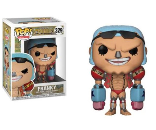"""Funko POP - Franky """"One Piece"""" [329]"""