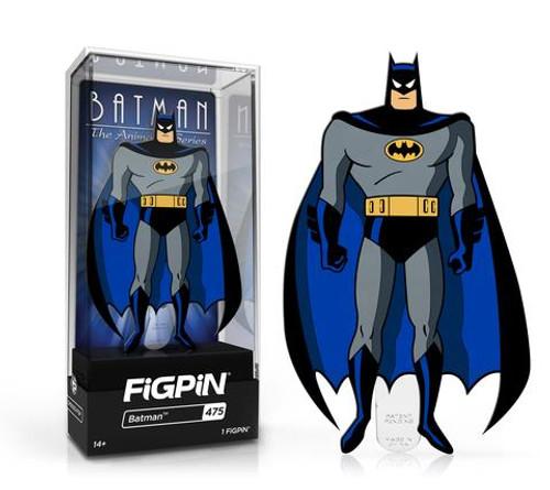 Batman The Animated Series FiGPiN #475 Enamel Pin